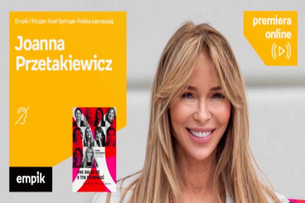 Spotkanie z Joanną Przytakiewicz